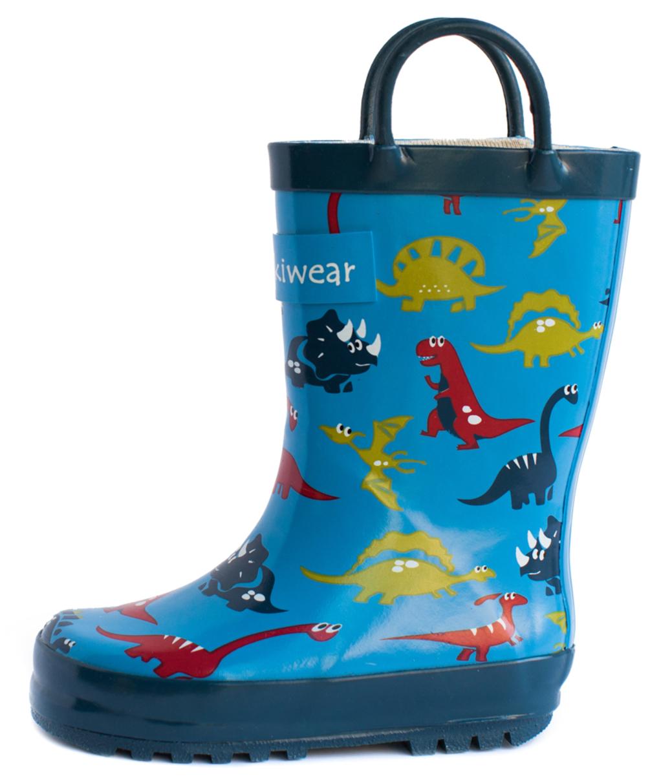 stivali da pioggia in gomma 100% con Squali e tartarughe bambino 7df89a5a7a0